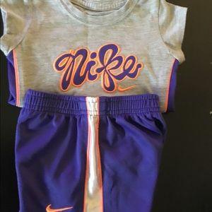 Toddler 18M Nike Short Set